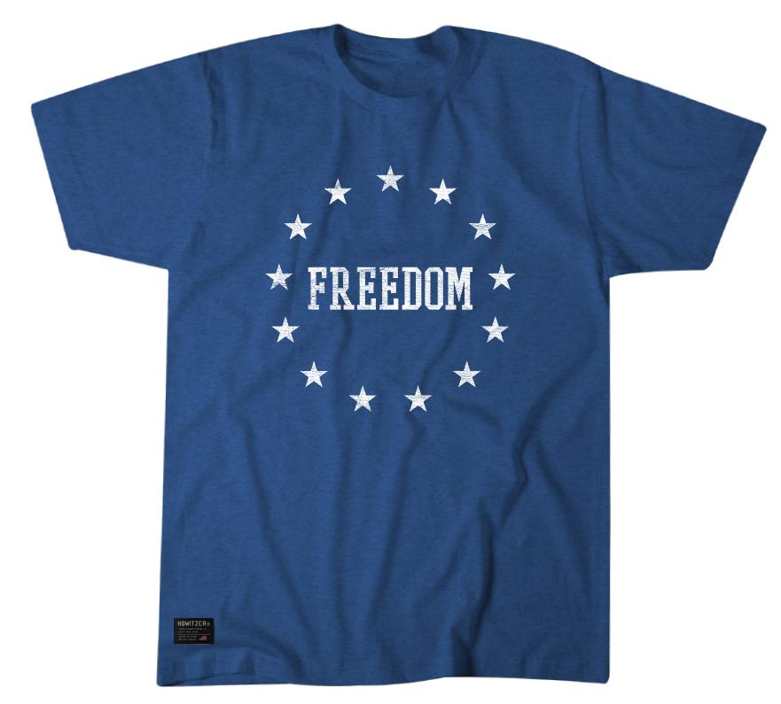 Circle Freedom - Howitzer Clothing