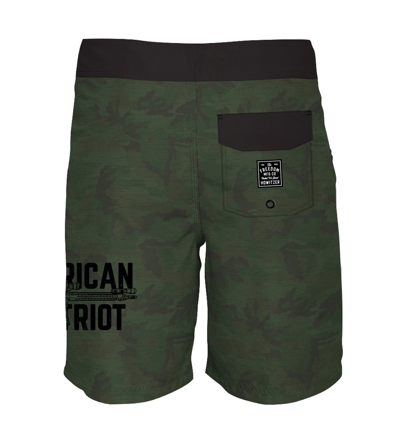 Eagle Keeper Boardshort - Howitzer Clothing