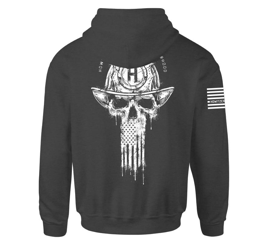 Mens Unassigned - Fire Brotherhood Po Hood
