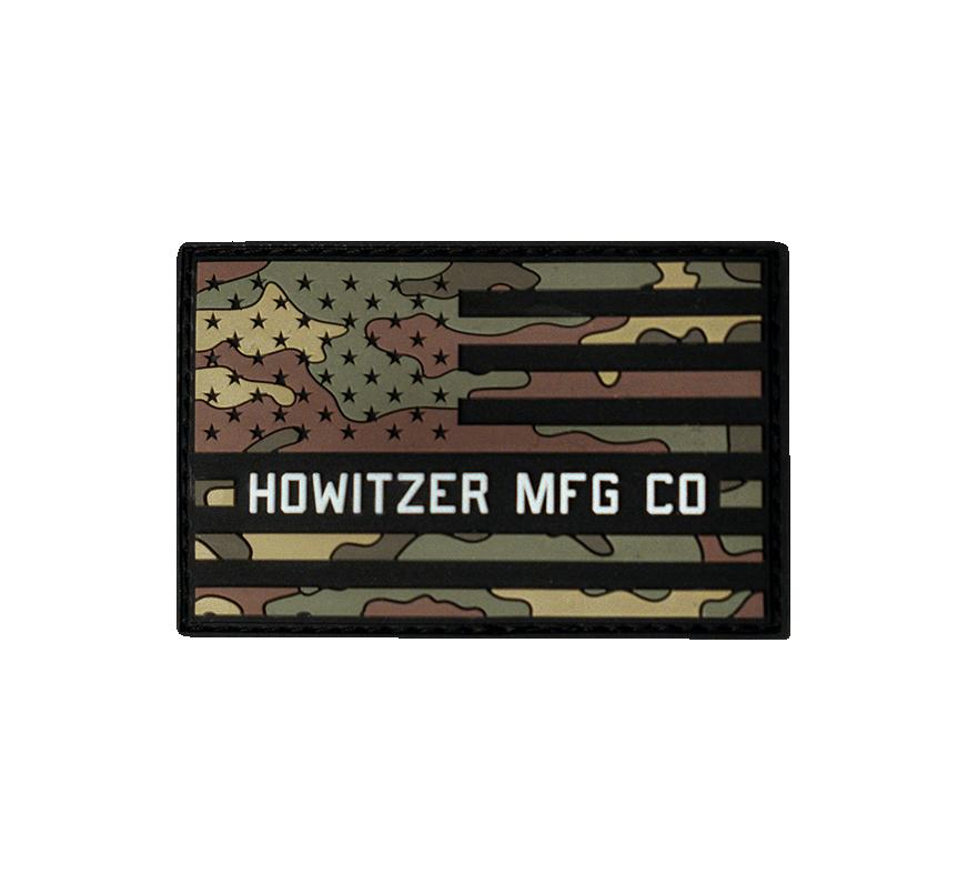 Flag Morale Patch - Howitzer Clothing