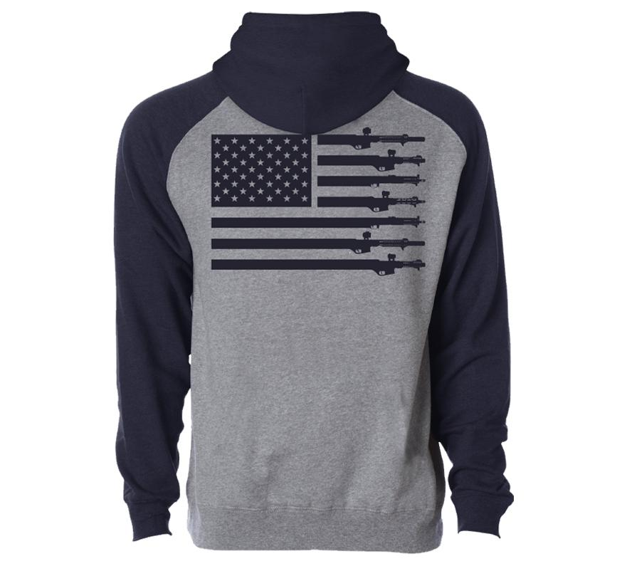 Mens Unassigned - Forged In Freedom Po Hood