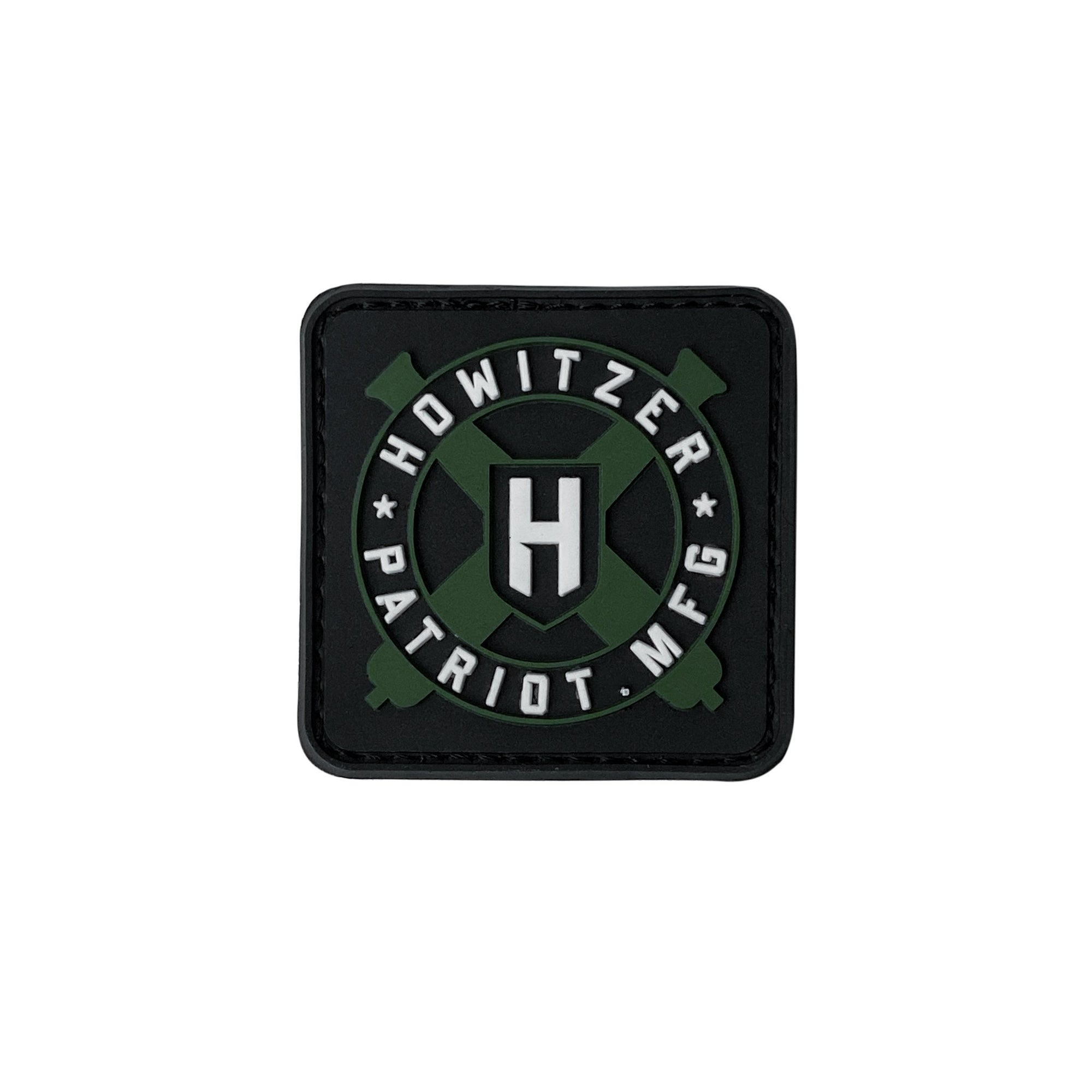 Mens Unassigned - Howitzer Shield Morale Patch