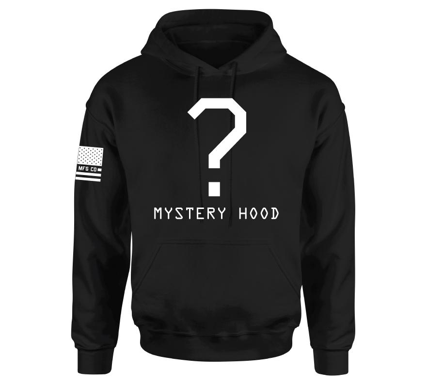 Mens Unassigned - Men's Mystery Hood