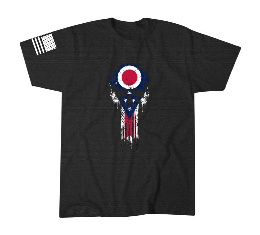 Ohio Skull - Howitzer Clothing