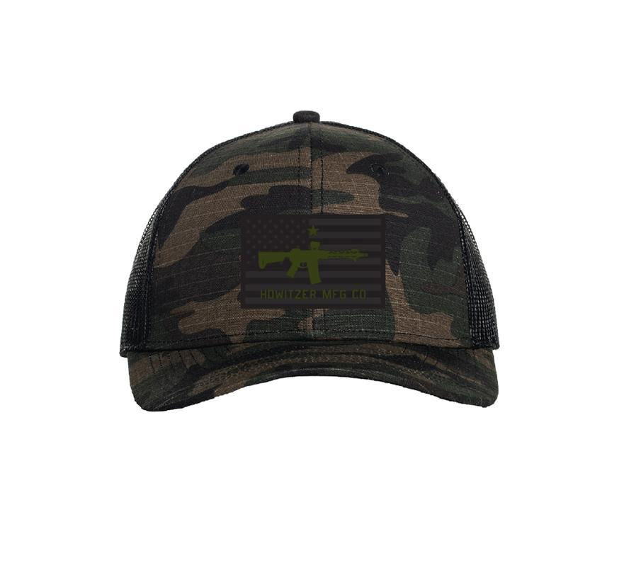 Patriot Flag Hat - Howitzer Clothing