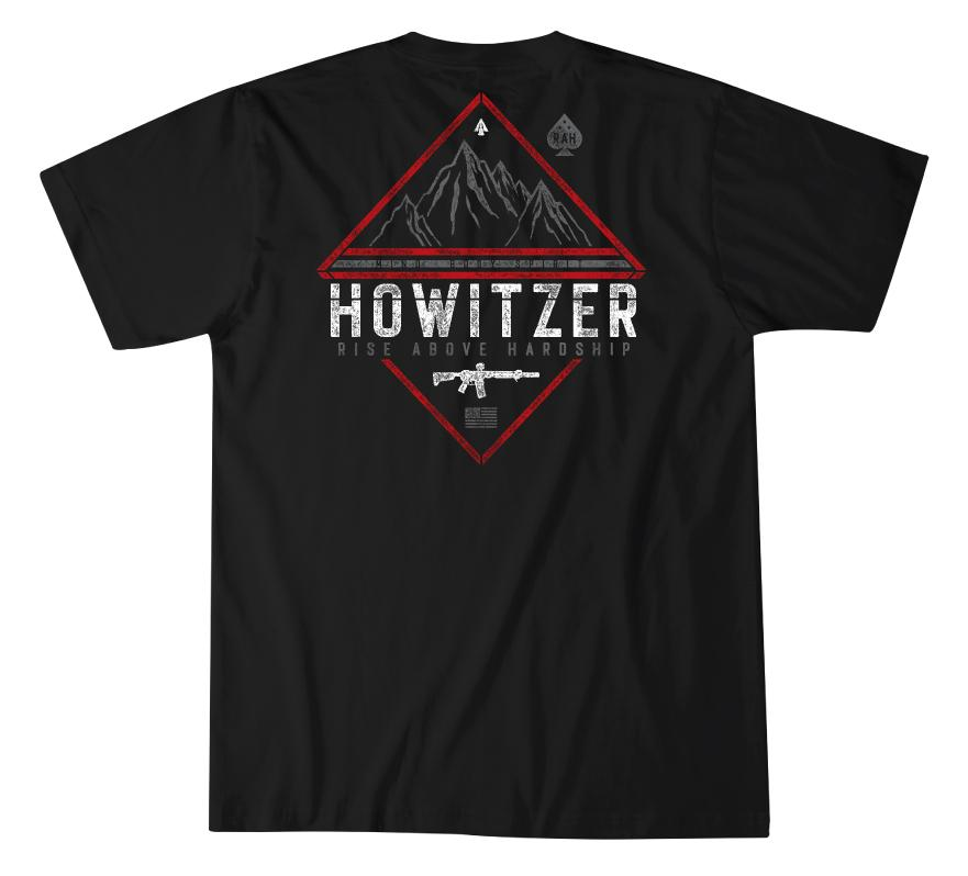 Rise Above Mountains - Howitzer Clothing
