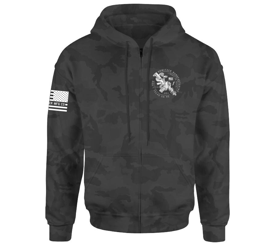 Mens Unassigned - Tread Bold Po Hood
