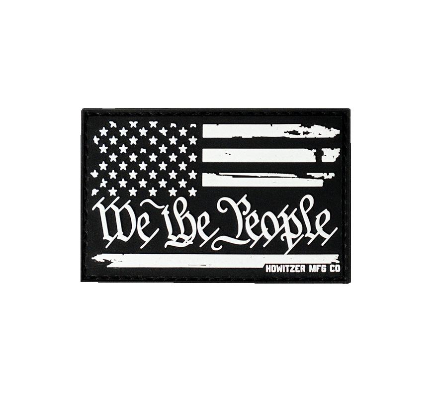 Mens Unassigned - We The People Morale Patch