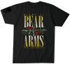 Bear Arms Short Sleeve Tee Howitzer Clothing