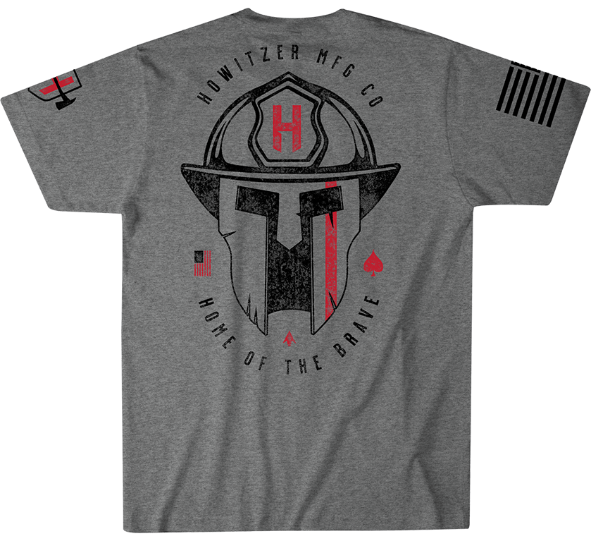 Brave Through Fire - Howitzer Clothing