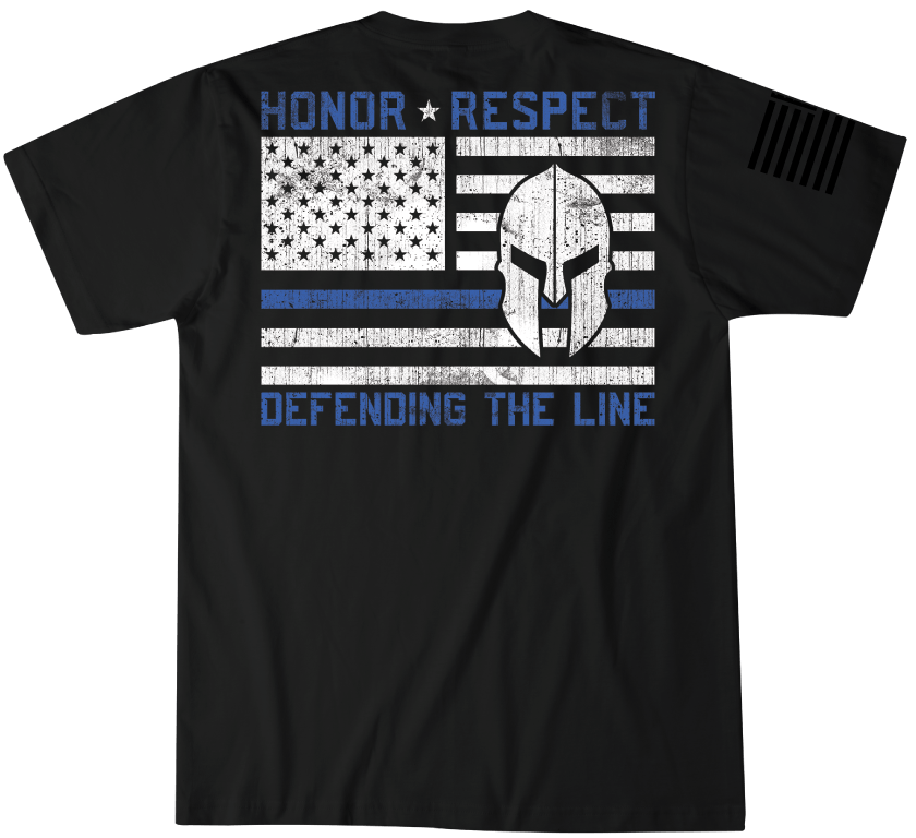 Defend The Line - Howitzer Clothing