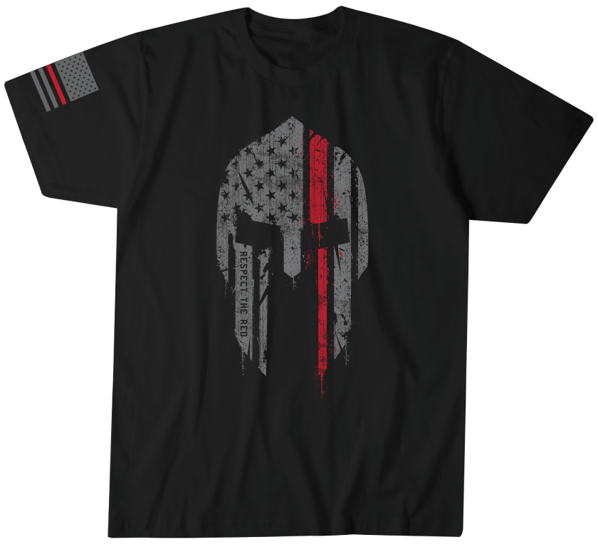 Respect The Red - Howitzer Clothing
