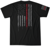 Respect The Red Short Sleeve Tee Howitzer Clothing