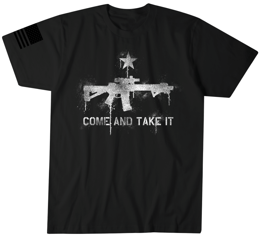 Take It Short Sleeve Tee Howitzer Clothing