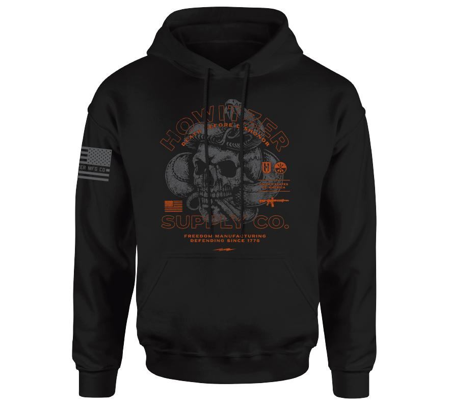 Womens Hooded Sweatshirts - Defend Supply