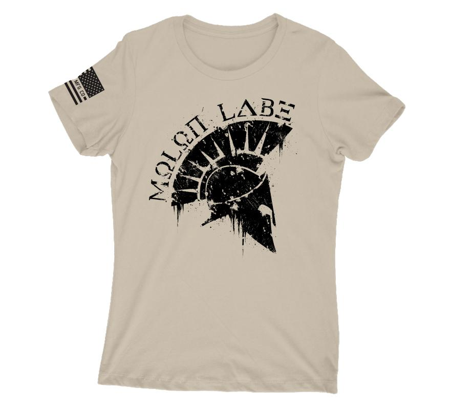 Womens Short Sleeve Tees - Molon Labe