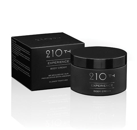 210th EXPERIENCE Body Cream 200ml - embracedesires | Provocative Pleasure Products & Sensual Accessories