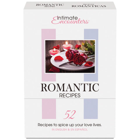 Intimate Encounters - Romantic Recipes - embracedesires  - 1