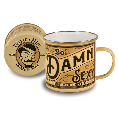 Trixie and Milo 12 oz Coffee Mug - embracedesires  - 1