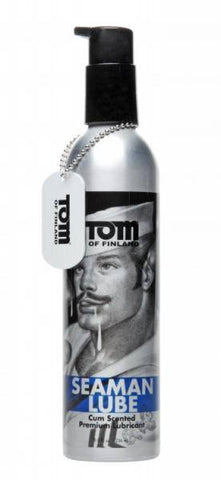 Tom of Finland Seaman Lube 8 oz - embracedesires  - 1