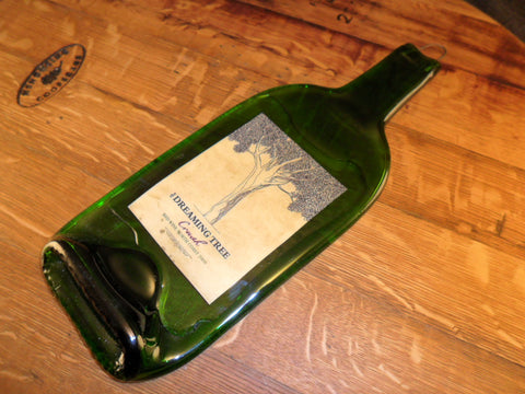 Melted Wine Bottles - Dreaming Tree Crush - Bottle Crafters - 1