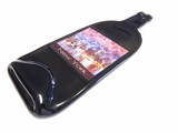 Flattened Bottle - New York City Skyline Water Color Art Print - Bottle Crafters - 1