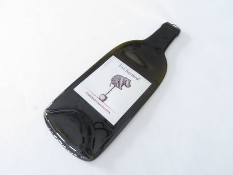 Flat Bottle - Fat Bastard Wine - Bottle Crafters - 1