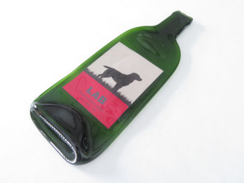 Wine Spoon Rest - Lab Red Wine - Bottle Crafters - 1