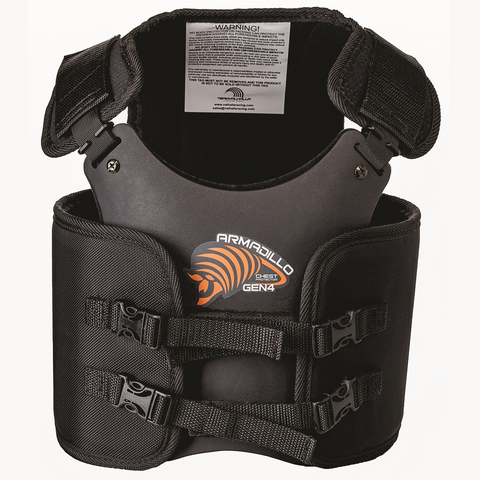 Gen4 Armadillo SFI Certified Chest Protector Vest