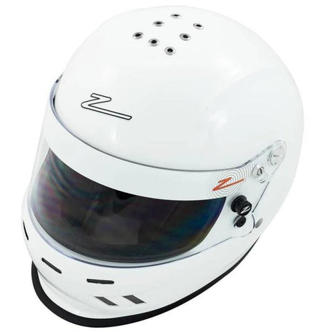 The Zamp RZ-37Y helmet top air intake