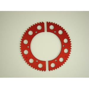 Sprocket - Red #35 Chain, Split
