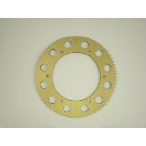 Sprocket - Gold #219 Chain, Solid
