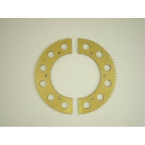 Sprocket - Gold #219 Chain, Split