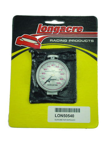 Longacre Tire Durometer Tester