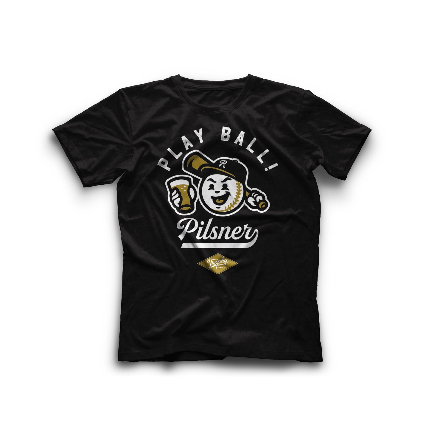 Play Ball! Pilsner Shirt