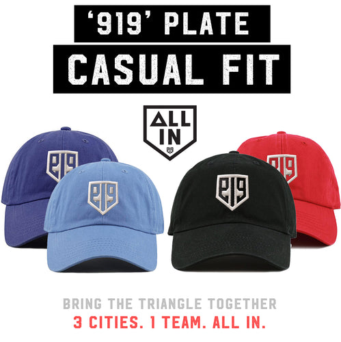 919 Casual Plate