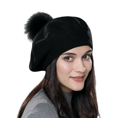 BONNET KNIT HEAD