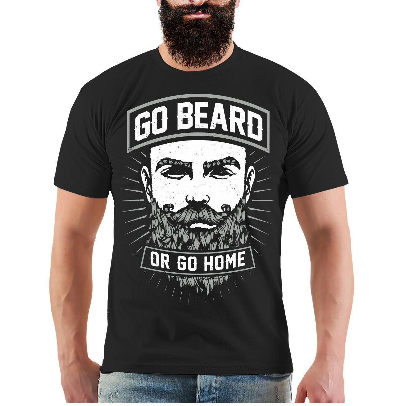 T-shirt barbu