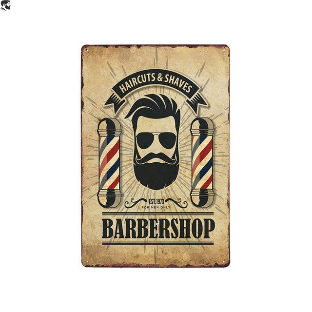 Plaque décorative | MyluxuryBarber™  [product_type]  MyluxuryBarber