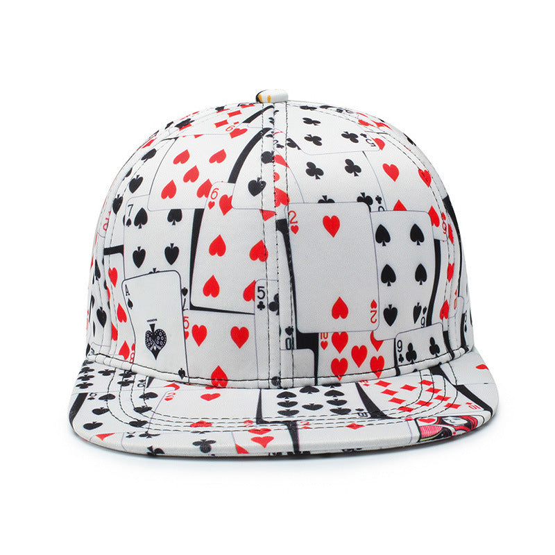 Casquette Games of cards