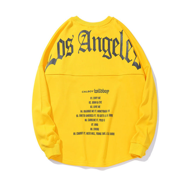 Sweatshirt LOS ANGELES