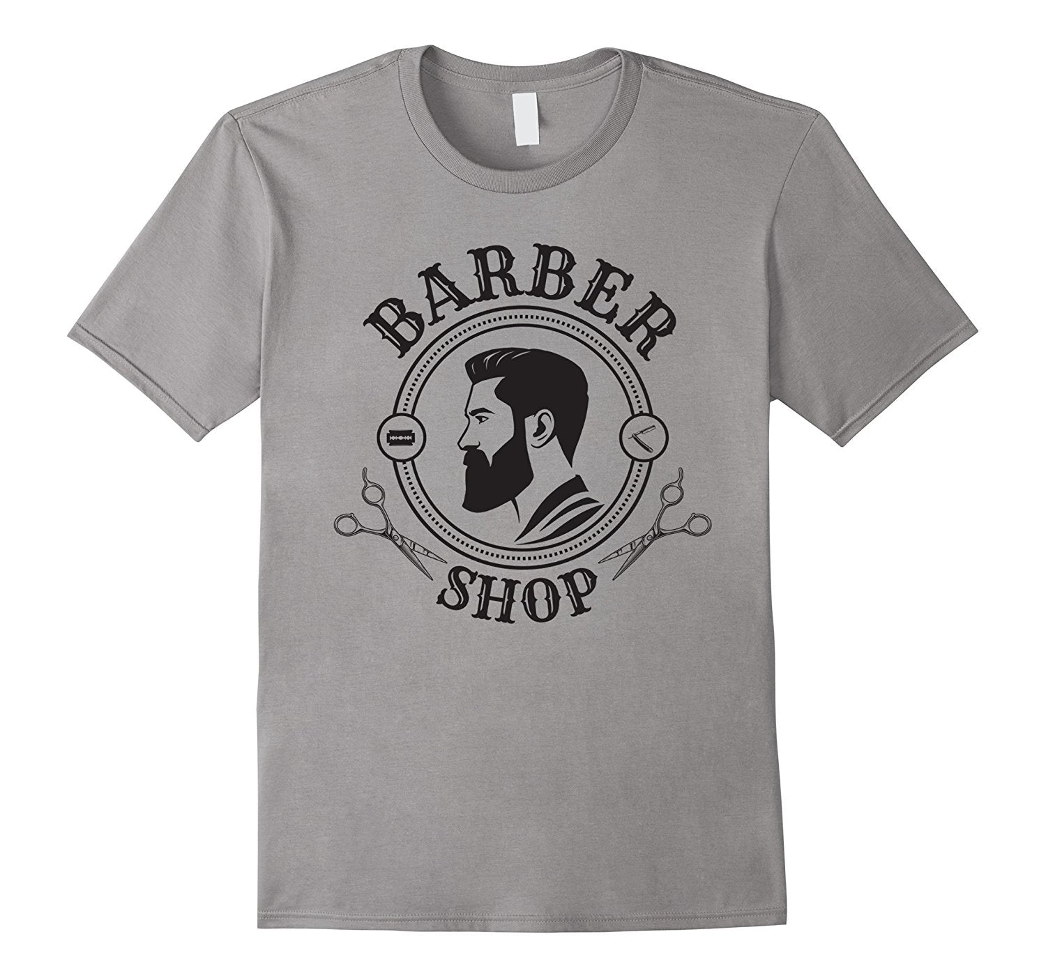 T-shirt barbershop