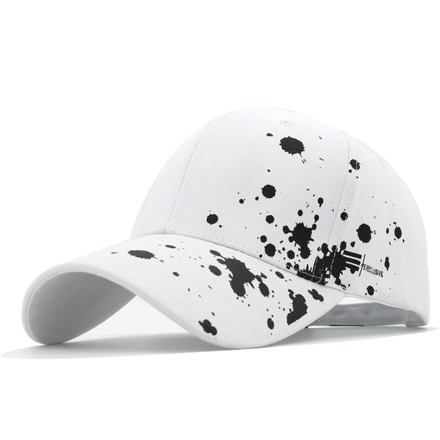 Casquette Black and White