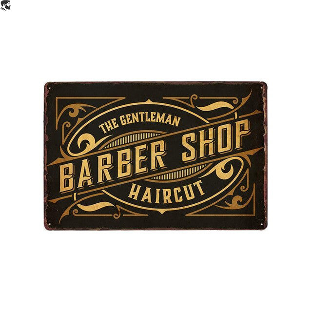 Plaque décorative | MyluxuryBarber  [product_type]  MyluxuryBarber
