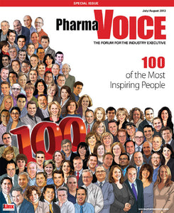 pharmavoice 100 most inspiring people