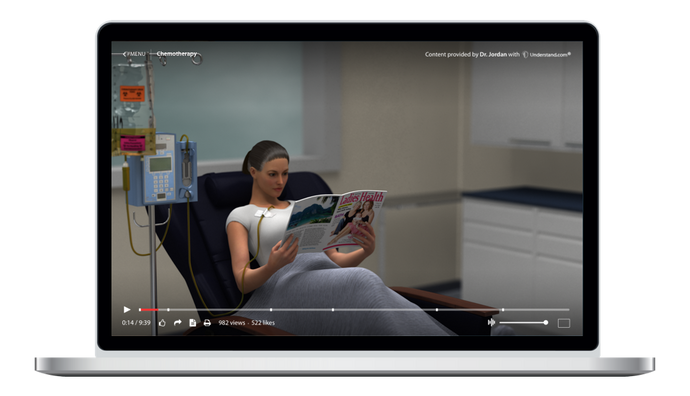 Chemotherapy Animation