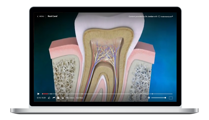 Dental Animation Library