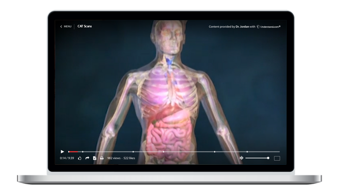 Diagnostic Radiology Animation Library