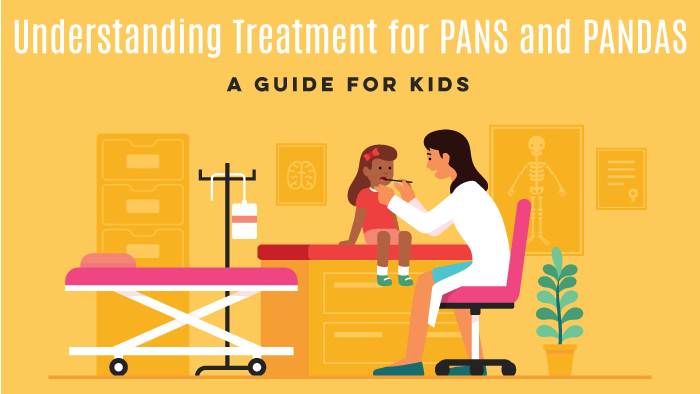 Understanding PANS and PANDAS: A Guide for Kids Print Pack
