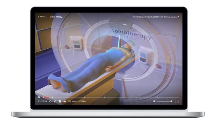 TomoTherapy Animation